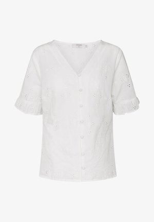 ALBANICR  - Blouse - chalk