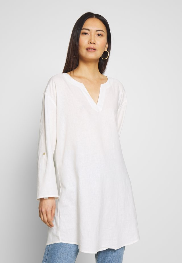 ESTACR TUNIC - Tuniek - snow white