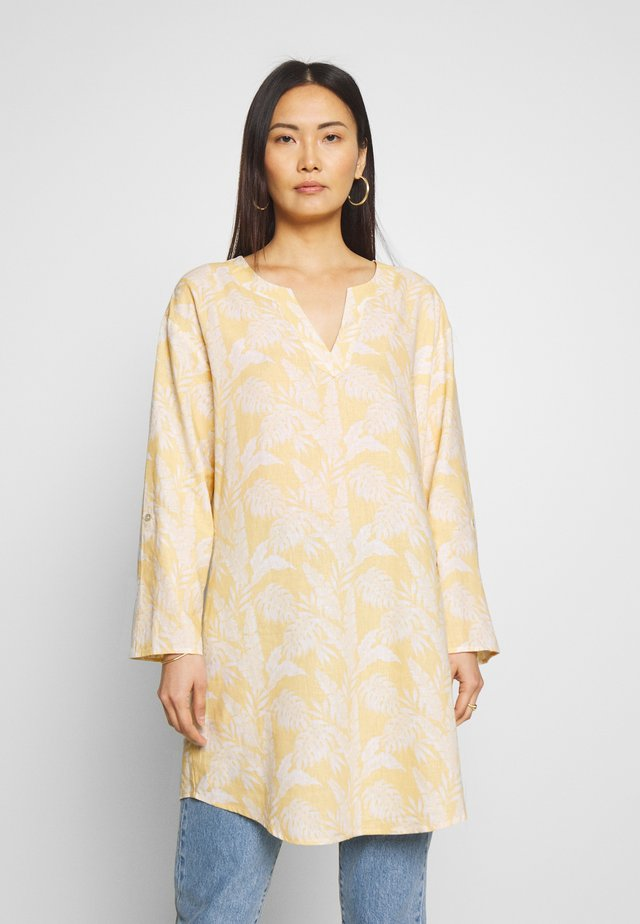 ESTACR TUNIC - Tunikaer - yellow