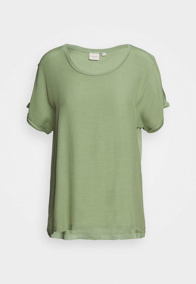 HELENE - Bluse - oil green