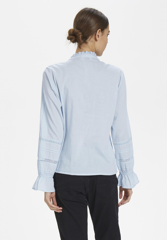 Cream MANNACR SHIRT - Koszula - kentucky blue