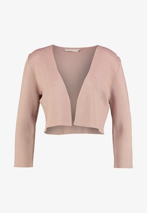 CIARA BOLERO - Vest - rose dust