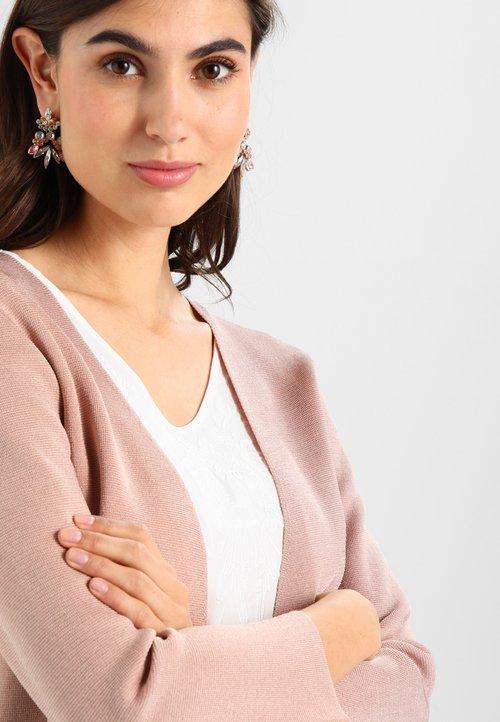 sprzedaż Cream CIARA BOLERO - Kardigan - rose dust Odzież Damska LJQW-WU7