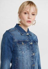 Cream - LISA JACKET - Kurtka jeansowa - rich blue denim - 3