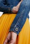 Cream - LISA JACKET - Cowboyjakker - rich blue denim