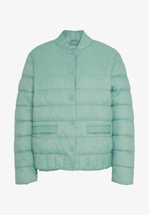 SOFIACR QUILTED JACKET - Veste mi-saison - soft green