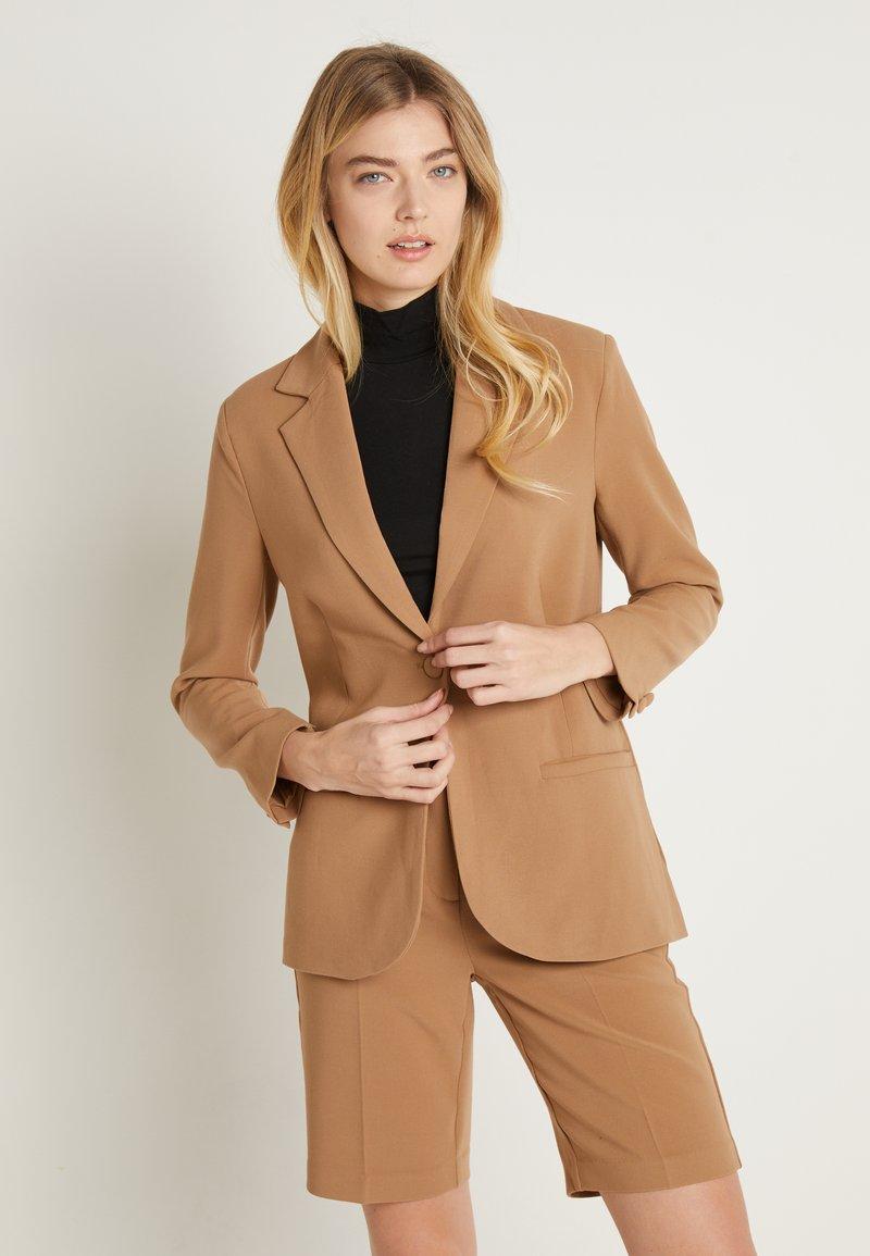 Cream - KAYA BLAZER - Blazer - luxury camel