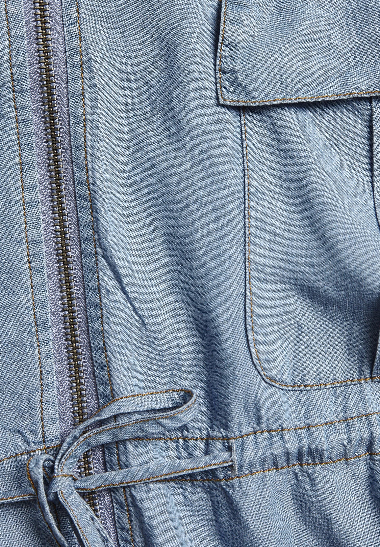 Cream Sunacr - Farkkutakki Denim Blue