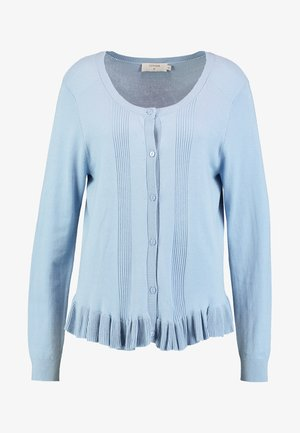 KLEO CARDIGAN - Cardigan - lavender blue
