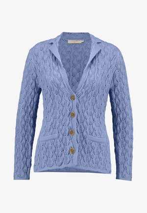XENIA CARDIGAN - Neuletakki - lavender blue