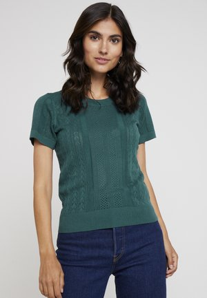 NYNNE - Pullover - balsam green