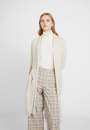 ADELINA CARDIGAN - Vest - light beige