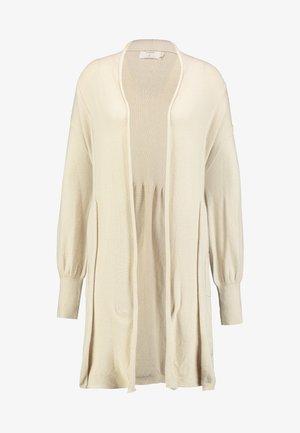 ADELINA CARDIGAN - Cardigan - light beige