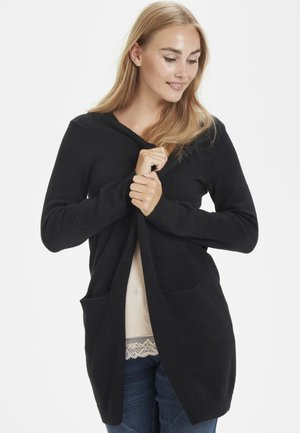 KAITLYN - Cardigan - black