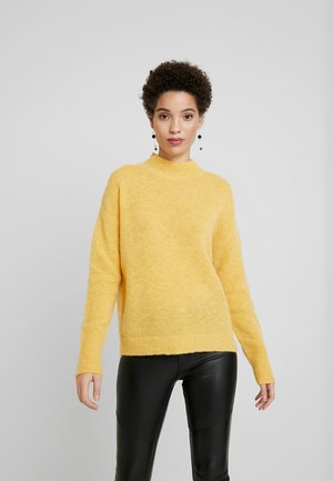 KAITLYN TURTLENECK - Trui - spicy mustard