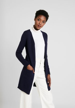 KAITLYNCR CARDIGAN SOFT - Cardigan - royal navy blue