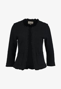 Cream - NELLIE  - Blazer - pitch black - 4