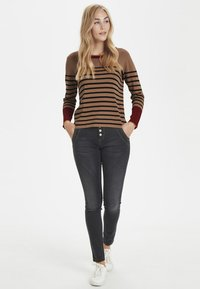 Cream - CELINA - Sweater - black - 1