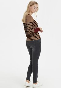 Cream - CELINA - Sweater - black - 3