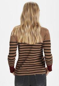 Cream - CELINA - Sweater - black - 2