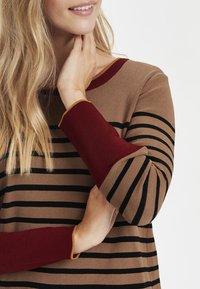 Cream - CELINA - Sweater - black - 4