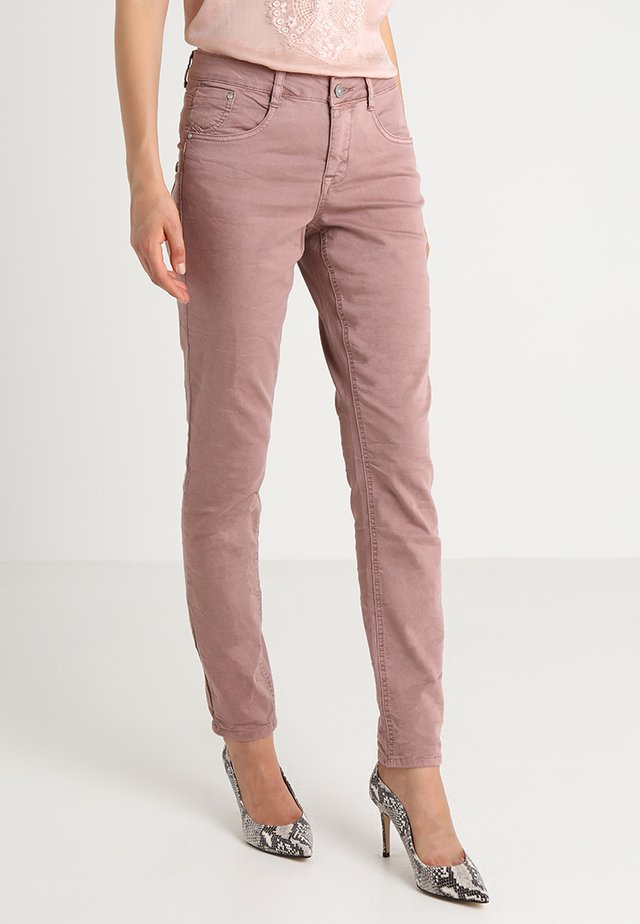 LOTTE COCO - Jeans Slim Fit - old rose