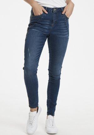 HOSTACR  - Jeans Slim Fit - blue denim
