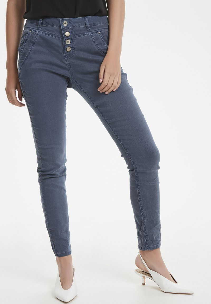 Cream - BAIILY  - Jeans Skinny Fit - blue