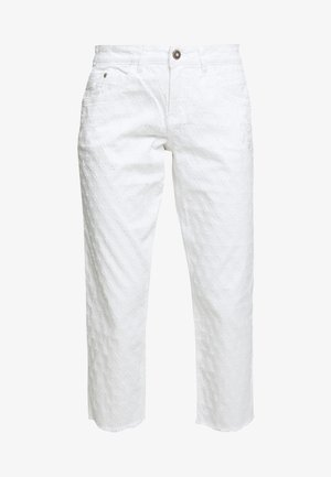 ROBINA BAIILY FIT - Relaxed fit jeans - chalk
