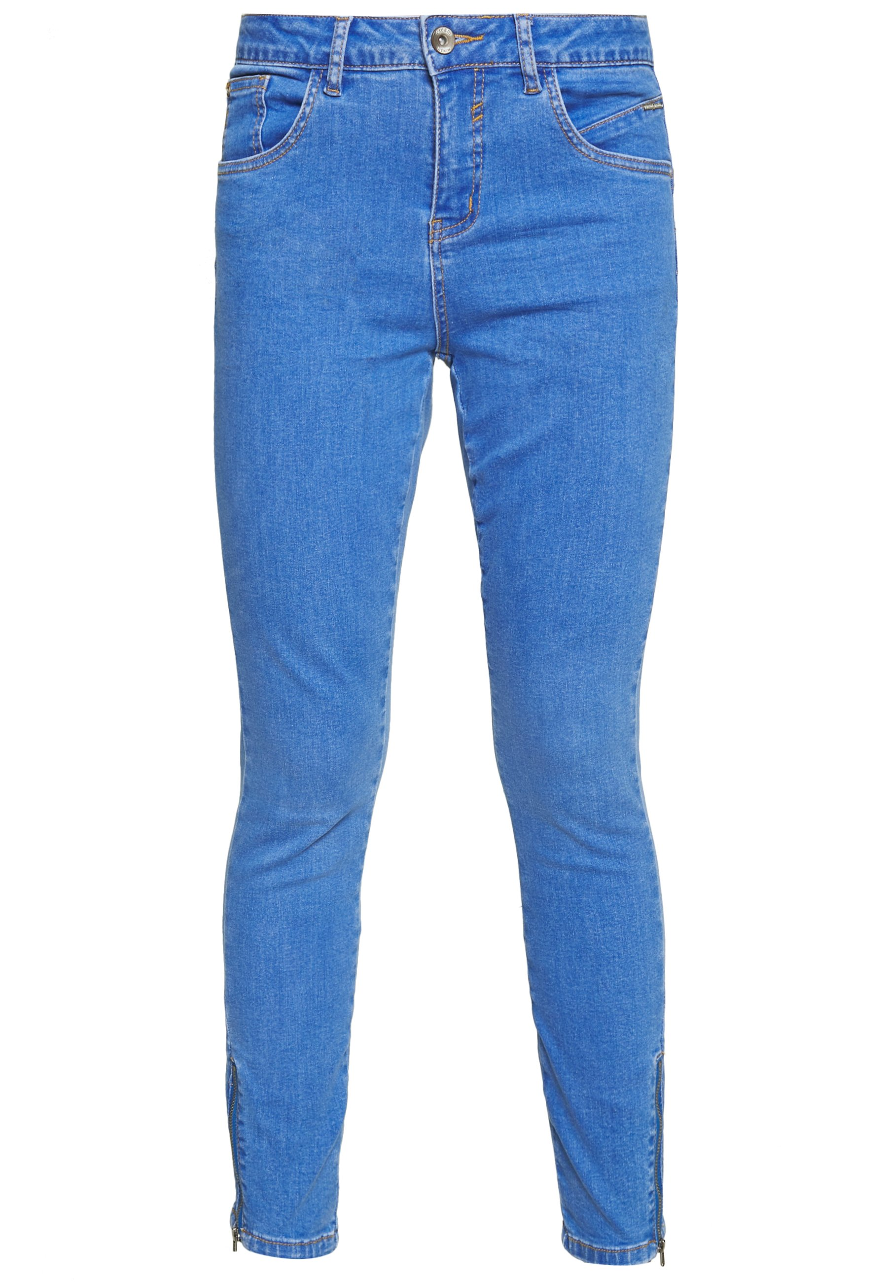 Cream Bennie Shape Fit - Jeans Slim Spring Blue Denim