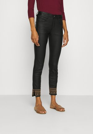 GABY PANTS KATY - Trousers - pitch black