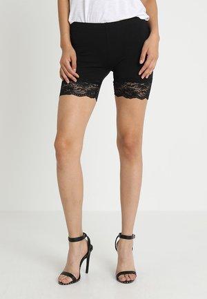 MATILDA BIKER - Shorts - pitch black