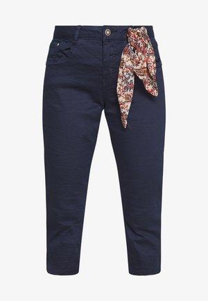 VAVA PANT COCO FIT - Shorts - royal navy blue