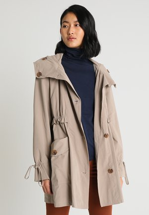 HELENA COAT - Parka - wet sand