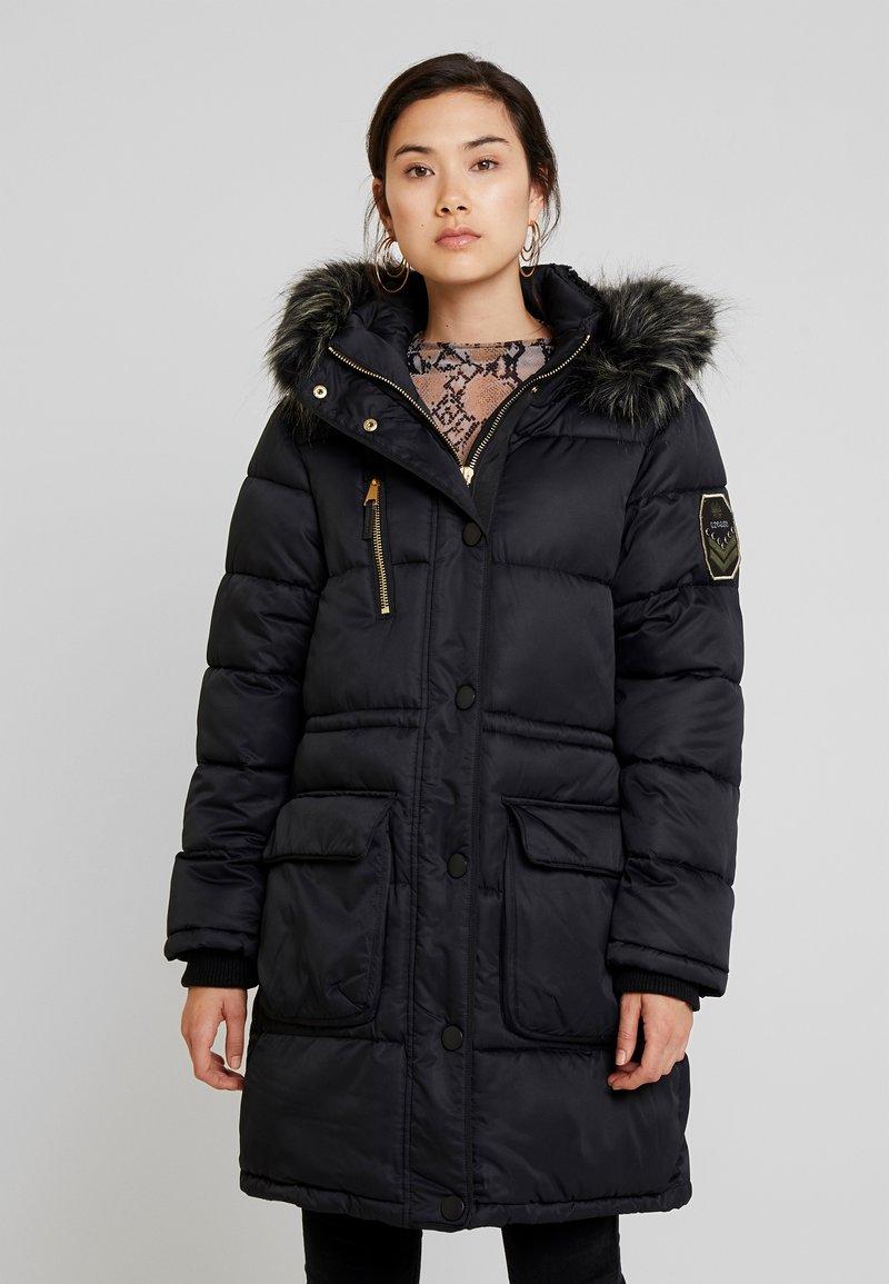 Cream - WILDNOR COAT - Winter coat - pitch black