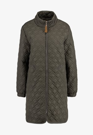 MYALLI JACKET - Frakker / klassisk frakker - forest night