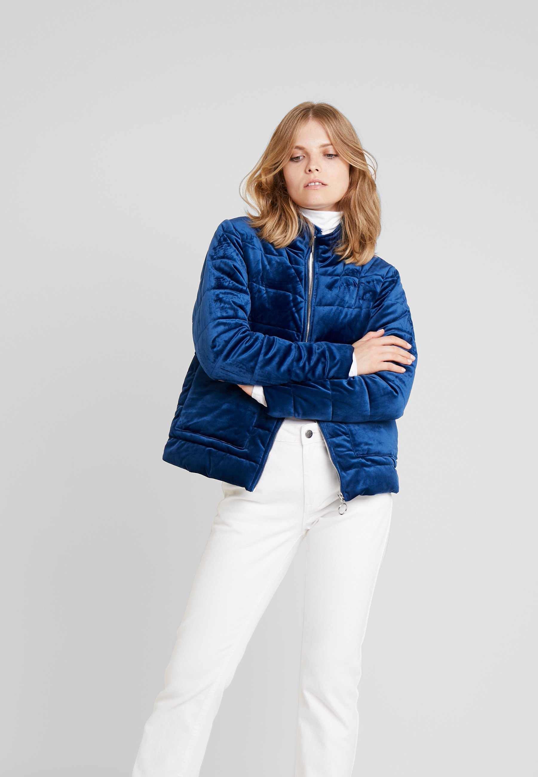 Cream KLEO - Giacca invernale blue