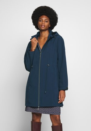 SOFTSHELL JACKET - Short coat - dress blues