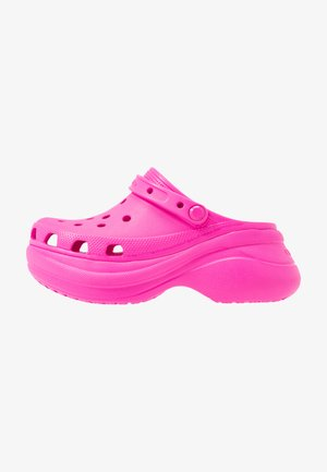 CLASSIC BAE  - Pantolette hoch - electric pink
