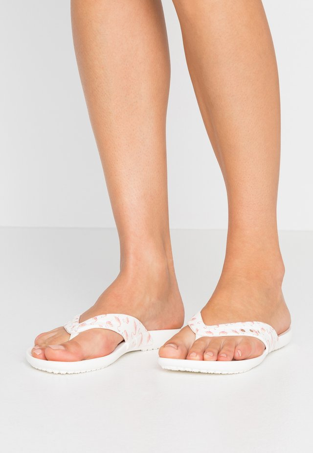 KADEE SEASONAL - Slippers - white
