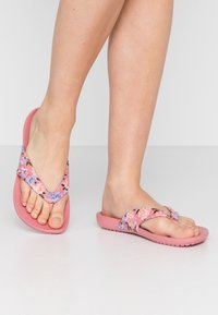 Crocs - KADEE SEASONAL - Kapcie - blossom - 0