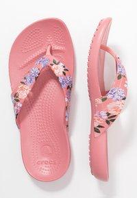 Crocs - KADEE SEASONAL - Kapcie - blossom - 3