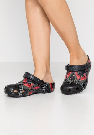 CLASSIC LIBERTY GRAPHIC - Slippers - black
