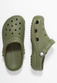 Crocs - CLASSIC - Sabots - army green - 1