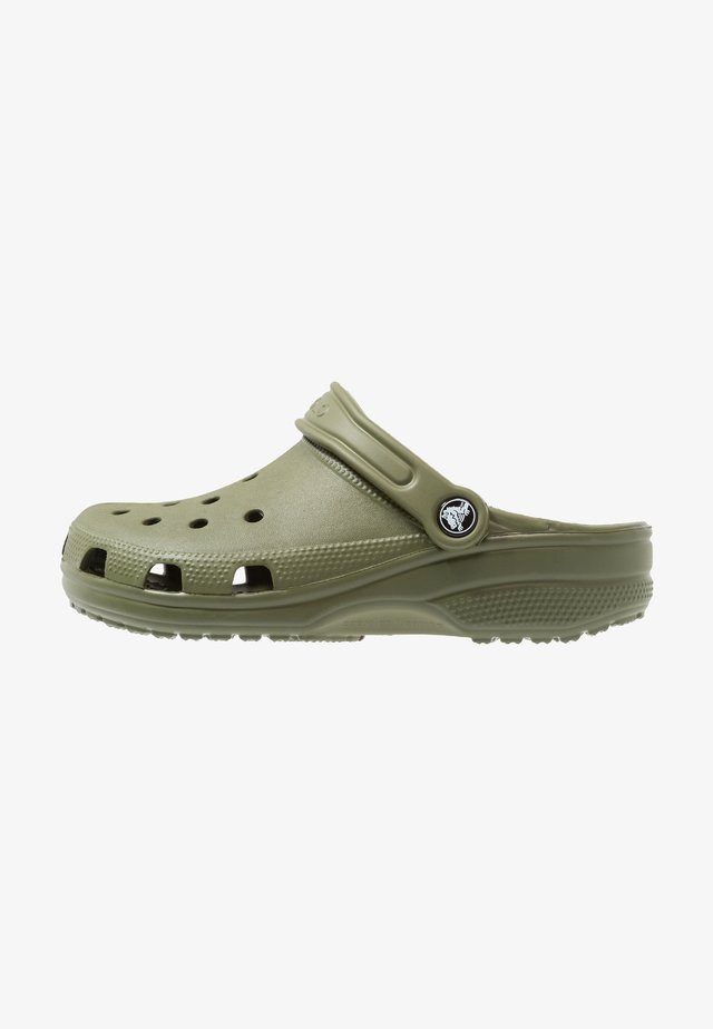 CLASSIC UNISEX - Pool slides - army green
