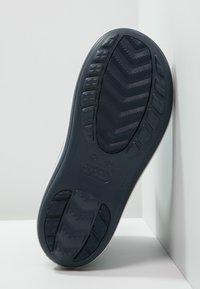 Crocs - JAUNT - Botas de agua - navy - 4