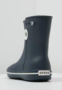 Crocs - JAUNT - Botas de agua - navy - 3