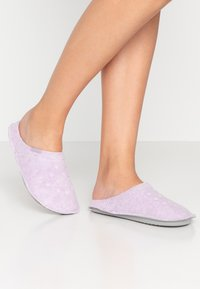 Crocs - CLASSIC - Pantuflas - lavender - 0