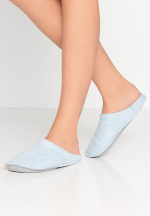 CLASSIC - Slippers - mineral blue