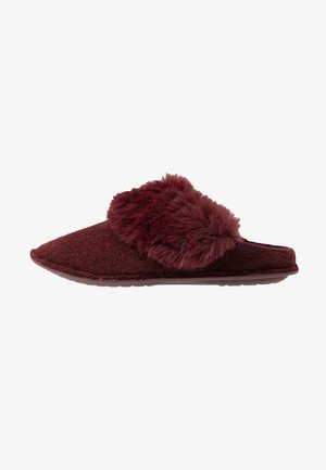 CLASSIC LUXE SLIPPER  - Chaussons - burgundy